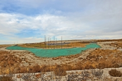 Green Gro Hydroseeding provided the hydroseed for the IGSFMM.