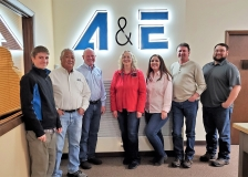 A&E Engineering - Bronze Sponsor