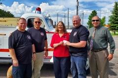 Chubbuck Firefighters Association