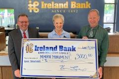 Ireland Bank IGSFMM Check Presentation
