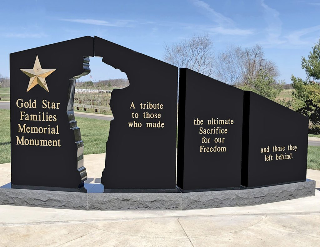 Gold Star Memorial Monument