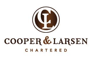 Cooper & Larsen Logo