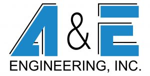 A&E Engineering Logo