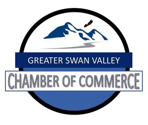 Greater Swan Valley Chamber of Commerce logo.