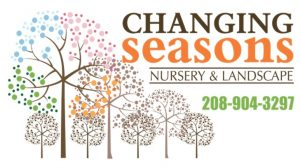 Changing Seasons Nursery and Landscape Logo